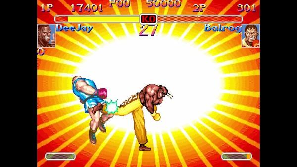 街头霸王30周年纪念合集Street Fighter 30th Anniversary Collection