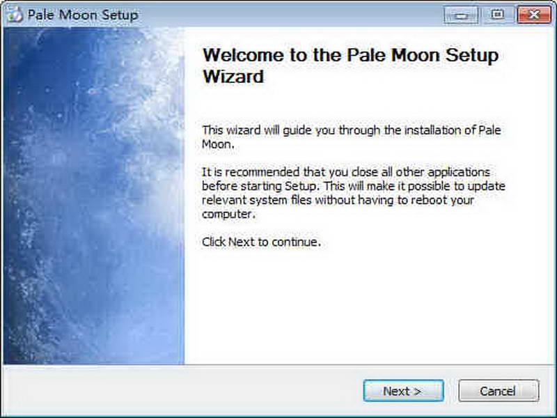 苍月浏览器(Pale Moon) 64位下载