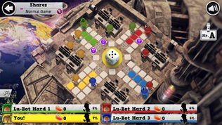 Ludo Online Multiplayer (Mr Ludo)软件截图1