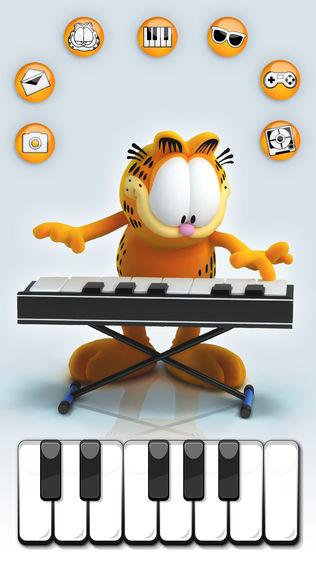 会说话的加菲猫软件截图1