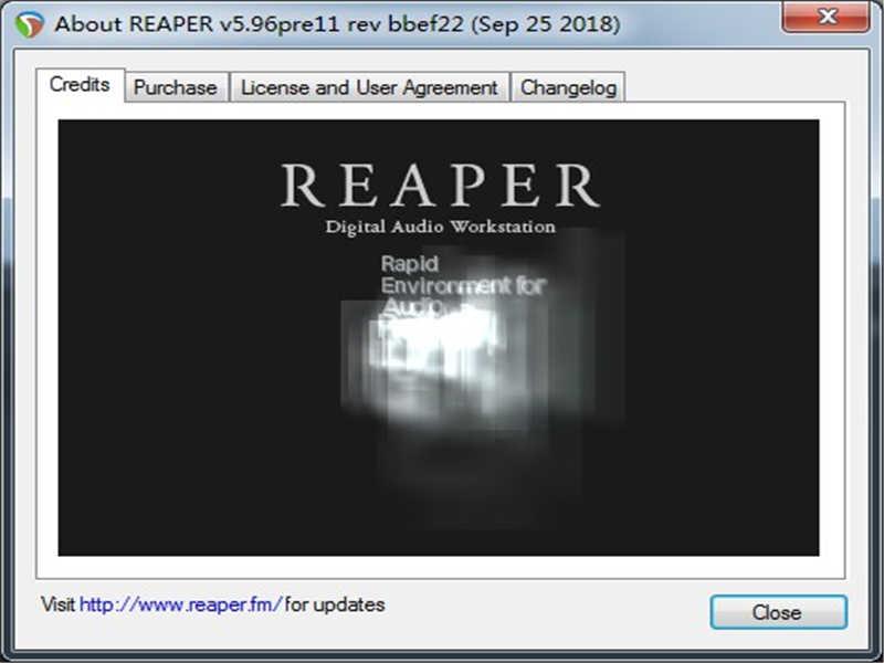 Reaper(音频编辑) 32位下载