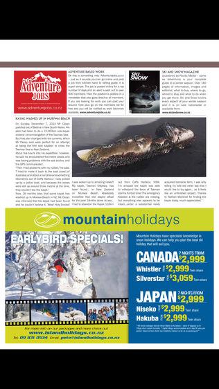 Adventure Magazine软件截图2
