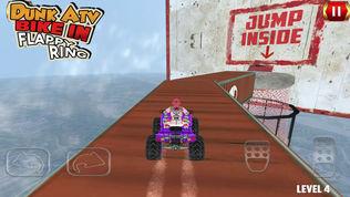 ATV Bike Dunk Race软件截图2