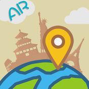 AR+地图