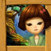 糖果森林逃脱:童话剧�