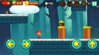 超级大冒险:丛林跑酷游戏