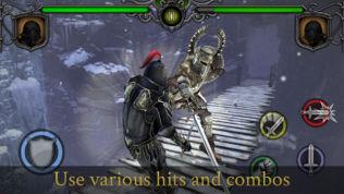 骑士战斗: 中世纪竞技场软件截图1