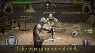 骑士战斗: 中世纪竞技场软件截图0