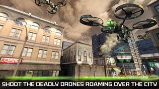 针对城市狙击手3D刺客软件截图1