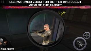 针对城市狙击手3D刺客软件截图2