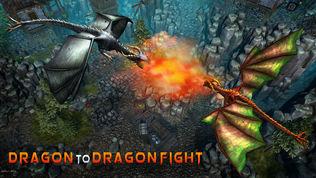 巨龙之怒模拟器3D软件截图2