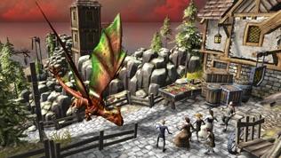 巨龙之怒模拟器3D软件截图0