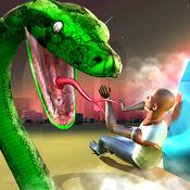 蟒蛇 蛇 模拟器
