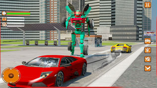 汽车机器人转型软件截图2