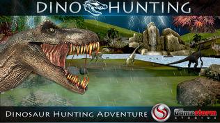 恐龙狩猎3D软件截图0