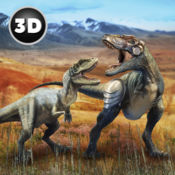 恐龙雷克斯战斗作战模