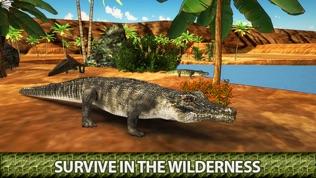 愤怒的鳄鱼3D模拟器