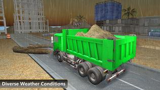 重型挖掘机自卸车软件截图2
