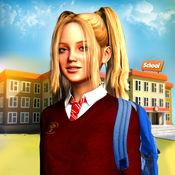 学校 女孩 模拟器
