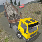 关公路货运重型拖车卡车模拟 3D