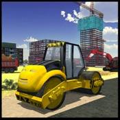 道路建筑及挖掘机模拟器