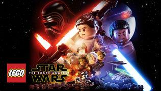 LEGO? Star Wars?: The Force Awakens