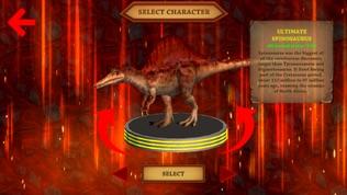Spinosaurus 模拟器软件截图1