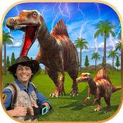 恐龙冒险穿越侏罗纪野外生存