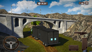 至尊货运卡车司机及叉车吊车司机游戏软件截图1