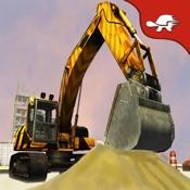挖掘机起重机