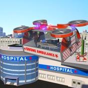 无人机救护车模拟器