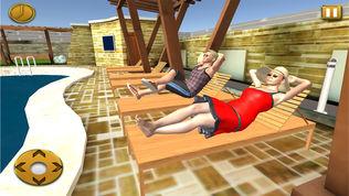 虚拟家庭亿万富翁妈妈软件截图1