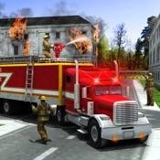 救援消防卡车模拟器游