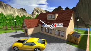 Airdroid 3D : RC飞机飞行模拟器软件截图2