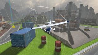 Airdroid 3D : RC飞机飞行模拟器软件截图1