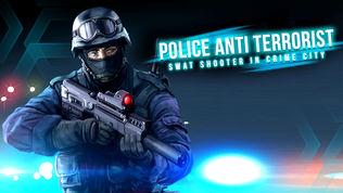 警察反恐怖主义特警射击在犯罪城市软件截图0