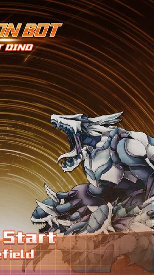 机甲王金属狂龙拼装:机械恐龙拼图组装射击 模拟机器人变形系列益智小游戏合集