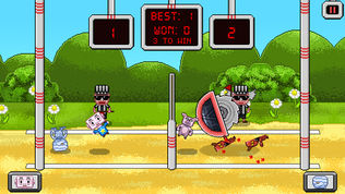 Pixel Volley软件截图0