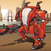 铠甲战士之机器人对战