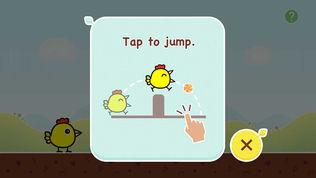 快乐小鸡跳跳跳软件截图1