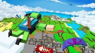 迷你像素世界3:吃鸡战场软件截图0