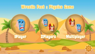 Wrestle Physics Game Online软件截图1