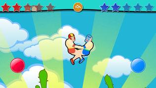 Wrestle Physics Game Online软件截图2