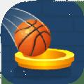 篮球明星疯狂投球游戏