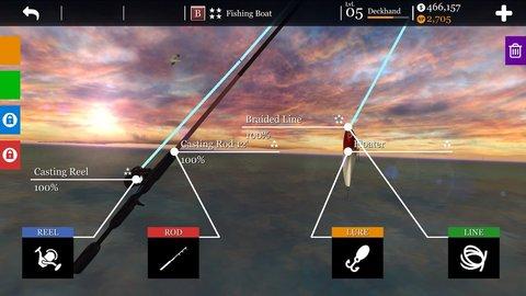 钓鱼模拟器游戏软件截图0