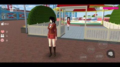 樱花校园模拟器游戏软件截图0