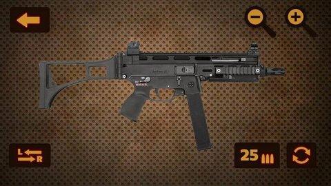 武器拆卸模拟器3D游戏软件截图1