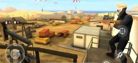 暗夜大战游戏软件截图0