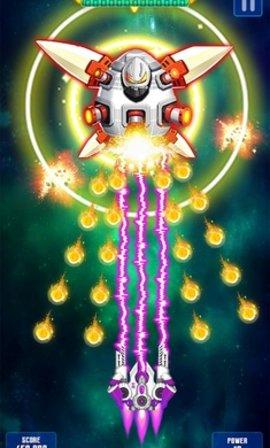 银河之战深空射手无限钻石版软件截图1