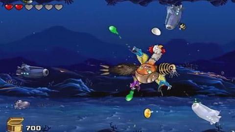 愤怒的章鱼游戏